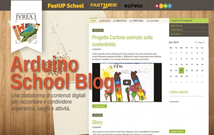 Arduino School Blog