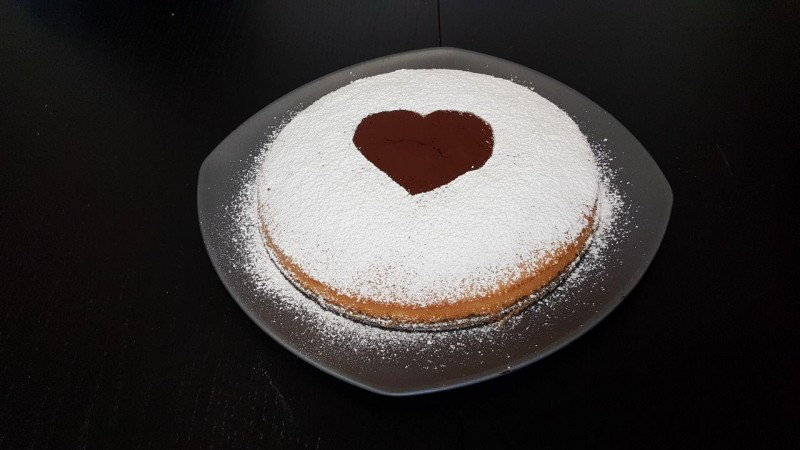 torta all'acqua_water-based cake